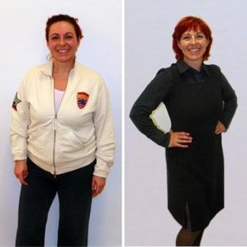 Na naraven in zdrav način v 12 tednih 12 kg manj