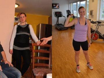 V samo 4-ih mesecih 15 kg manj!