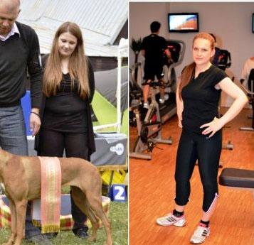 Močno izboljšano zdravstveno stanje in 14 kg manj!
