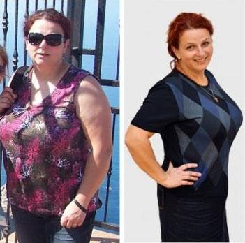 Izgubila 18 kg in spremenila pogled na življenje