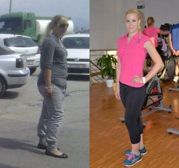 Popolna telesna preobrazba – kar 22 kg manj!