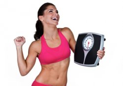 happy-woman-with-weighing-scale